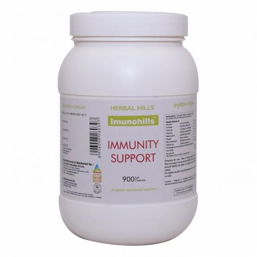Herbal Hills Immunohills Immunity Booster Capsules Value Pack (900)